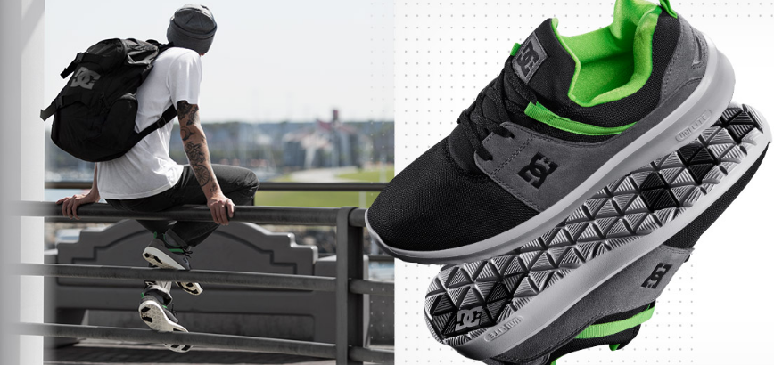 Акции DC Shoes в Кузнецке